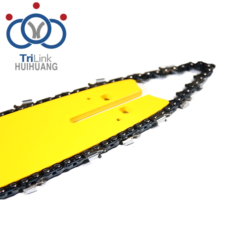 Sawchain .404 bar and chain 2.0mm saw chain for big harvester machine