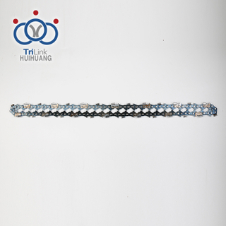 Different Kinds of Standard Stainless Steel Saw Chain 3/8 For Wood Cut