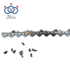Chain combined harvester bar .404 .080 chainsaw chain for forest logging