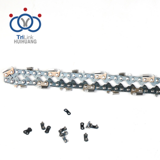3/8'' semi-chisel gasoline sawchain ms660 ms650 chainsaw parts for tree cuting