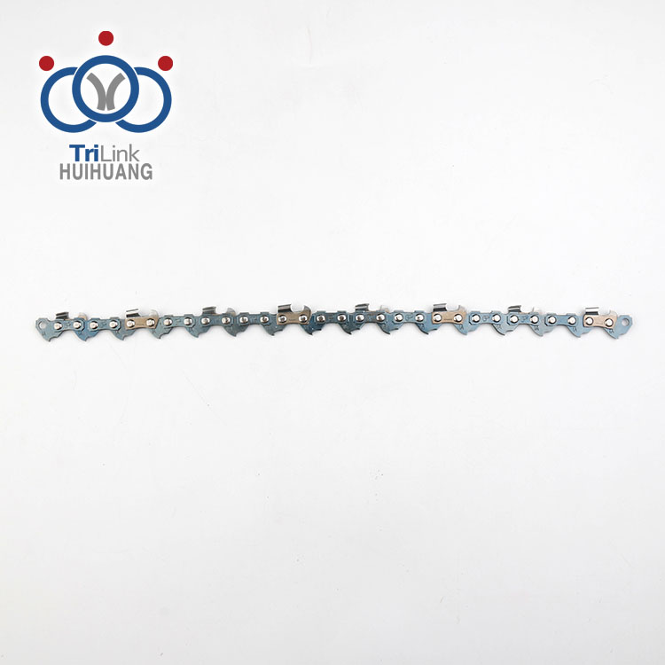 3/8 low profile chain replacement 8 inch semi chisel tooth saw chain rolls